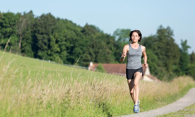 ALFA Running Kurs Daheim Personaltraining
