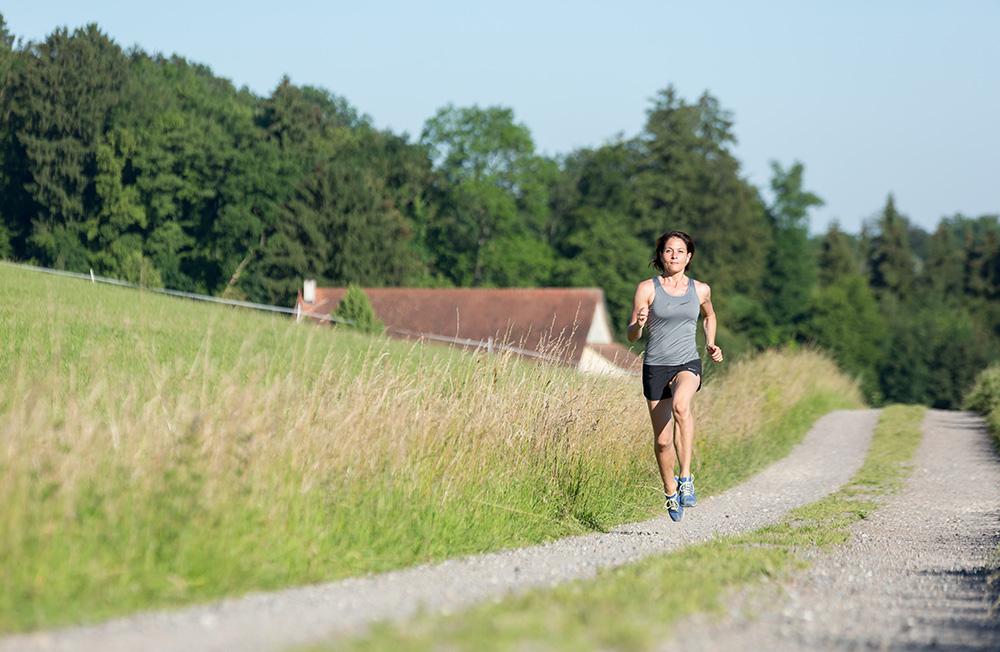 Daniela Heim Running