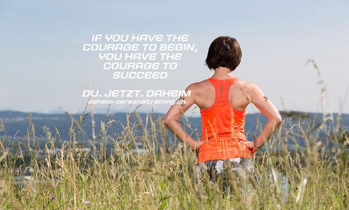 Haben Sie Mut zur Veränderung